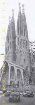 Lámina Sagrada Familia Barcelona MamagraF