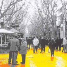 Lámina La Rambla Barcelona