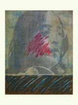 GRABADO EGO I JOHN LENNON 56,5X75,5 Láminas mamagraf ritasmile bcn decoración