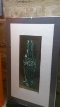 grabado Omnipresente mamagraf ritasmile barcelona coca cola